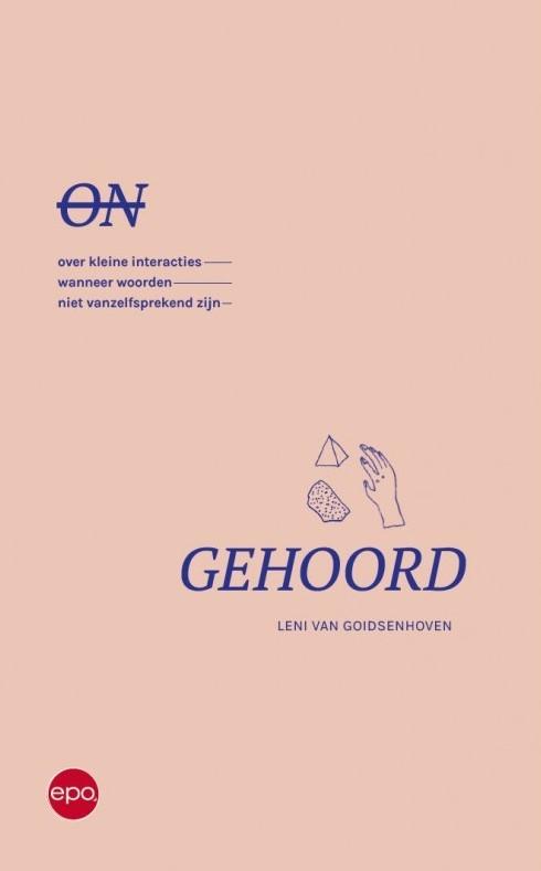 Leni Van Goidsenhoven Ongehoord