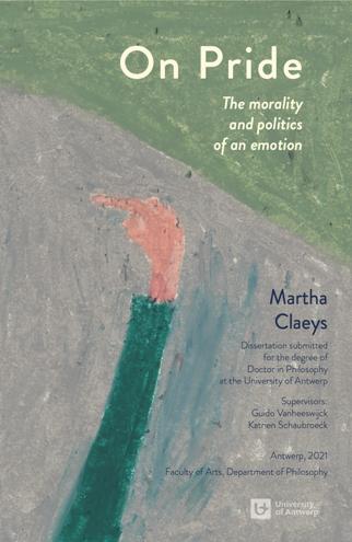 Martha Claeys - On Pride